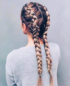 Double-Dutch Braid